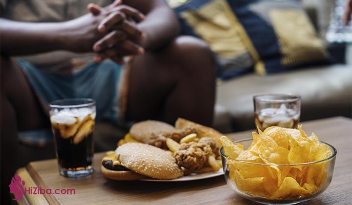 غذاهای مجاز و غیر مجاز در رژیم کتوژنیک به صورت لیست بندی شده