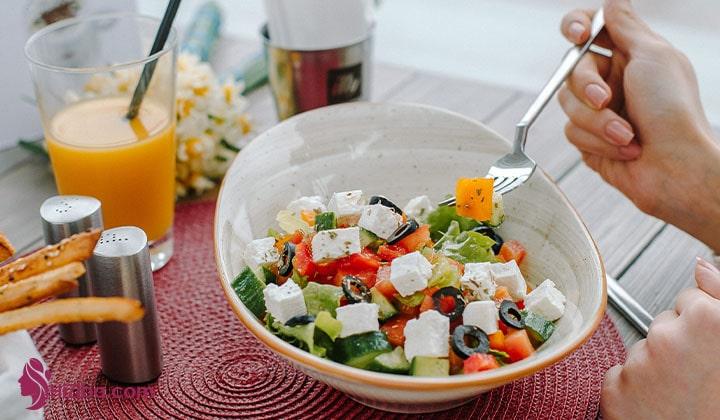 بهترین مواد غذایی پروتئین دار برای میان وعده