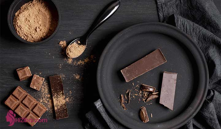 3- شکلات تلخ و رژیم کتوژنیک