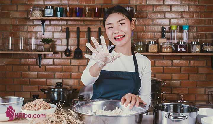 4 دستور تهیه نان کتویی