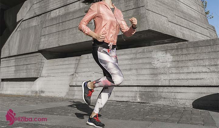 1. پیاده روی و لاغری ران