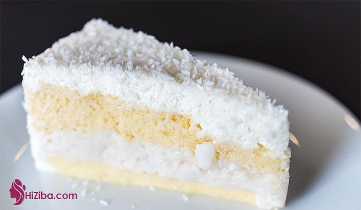 شیرینی نارگیلی کتویی را از دست ندهید!