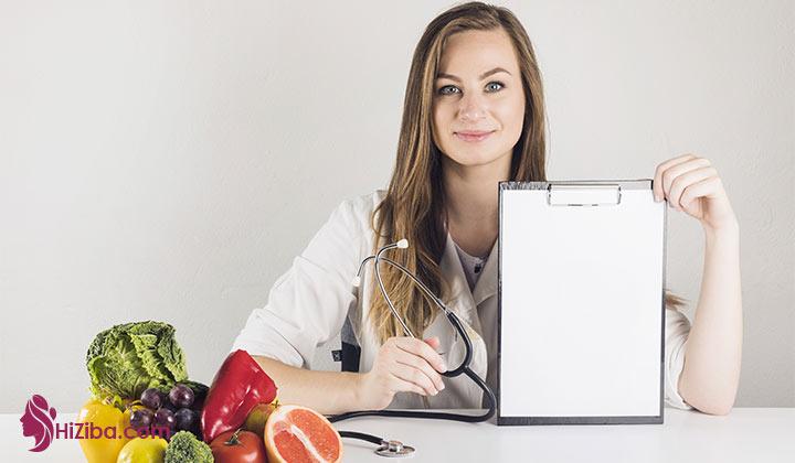 سوم:کارشناسان تغذیه چه می گویند؟