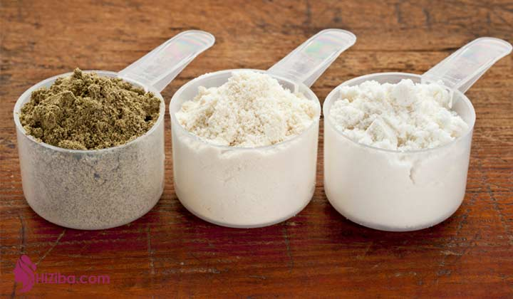 پودر پروتئین مصرف کنم؟