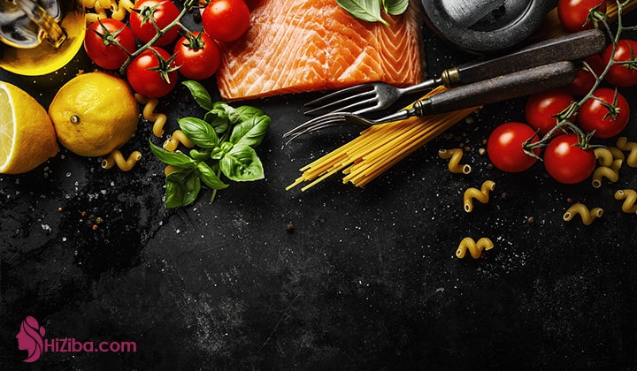 بهترین مواد غذایی پروتئین دار برای لاغری و تناسب اندام