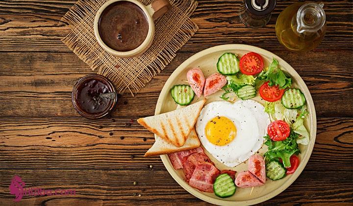 بهترین مواد غذایی پروتئین دار برای صبحانه