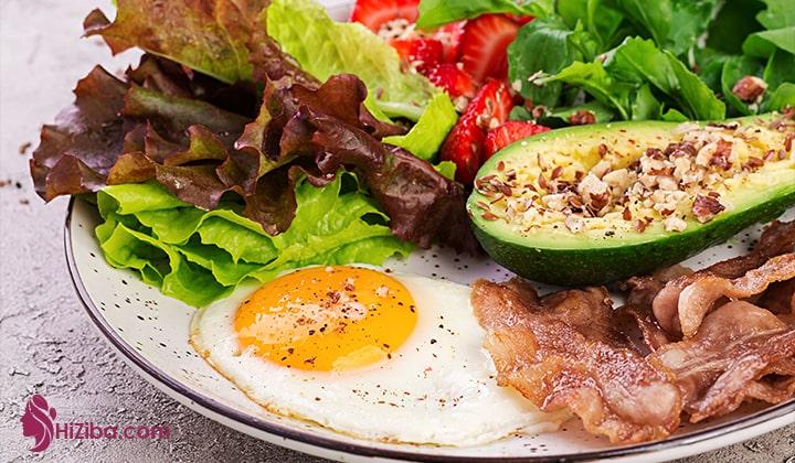 بهترین مواد غذایی پروتئین دار