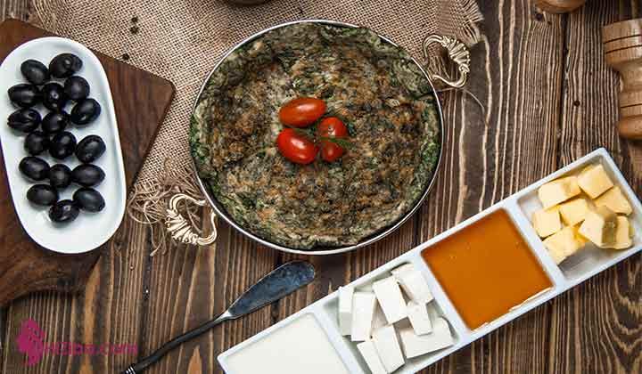 رژیم غذایی برای کوچک کردن شکم با طب سنتی