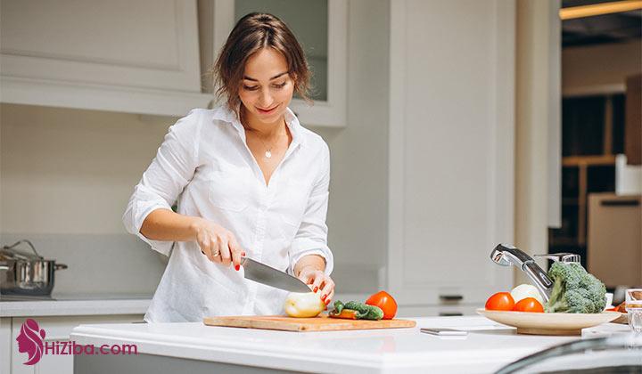 4 نکته مهم در آشپزی کتوژنیک