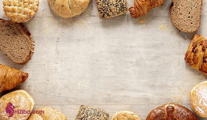 3 نان کتوژنیک مهم را بشناسید