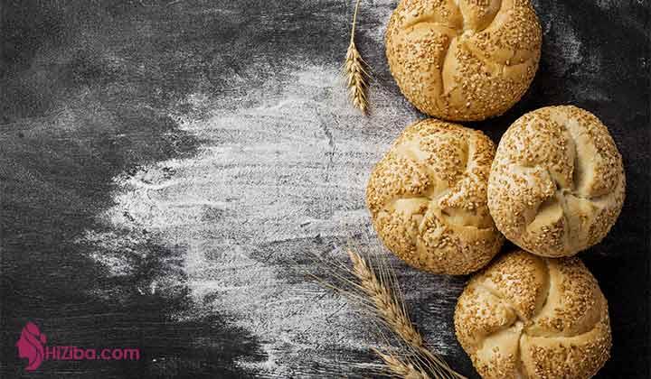 بخش۴: طرز تهیه نان های کتویی