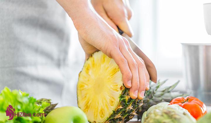 میوه ها با قند بالا