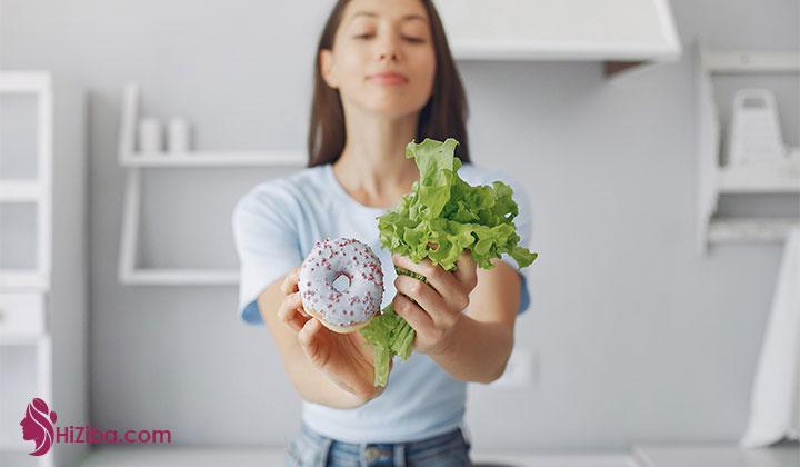 لیست غذاهای غیر مجاز در رژیم کتوژنیک