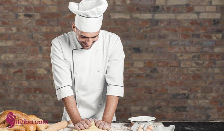 طرز تهیه نان کتوژنیک با استویا پخت نان کتوژنیک