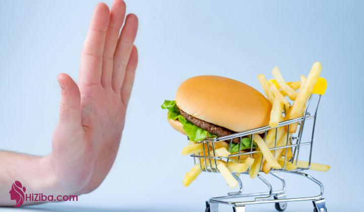 رژیم غذایی مناسب شامل چه مواردی میشه؟