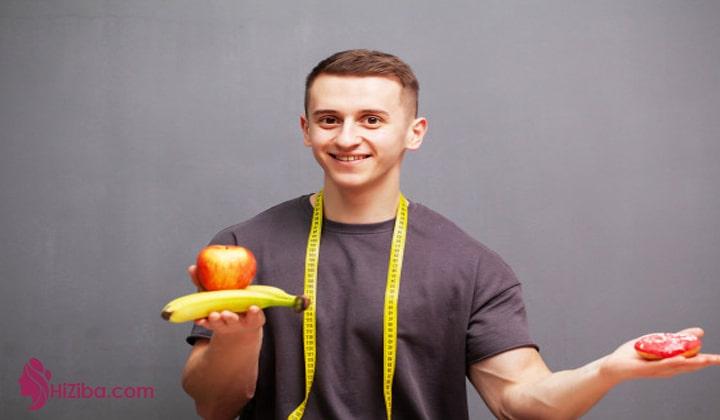 رژیم لاغری با برنامه غذایی مناسب