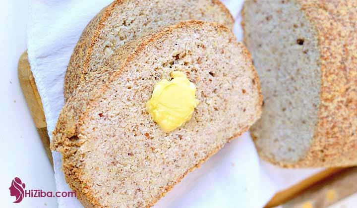 طرز تهیه نان کتوژنیک و شیرینی و کیک کتویی با جزییات کامل