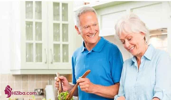 رژیم غذایی سالمندان چیست و مناسب کدام دسته از افراد سالمند می باشد ؟