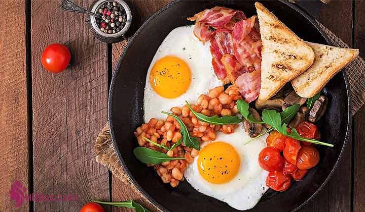 صبحانه رژیمی چیست + مواد لازم به همراه چند دستور تهیه