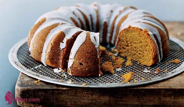 روش پخت کیک کتوژنیک ساده
