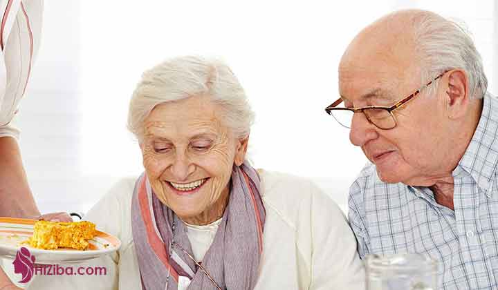 شرایط ویژه ای که افراد مسن را از رژیم گرفتن منع میکند چیست؟
