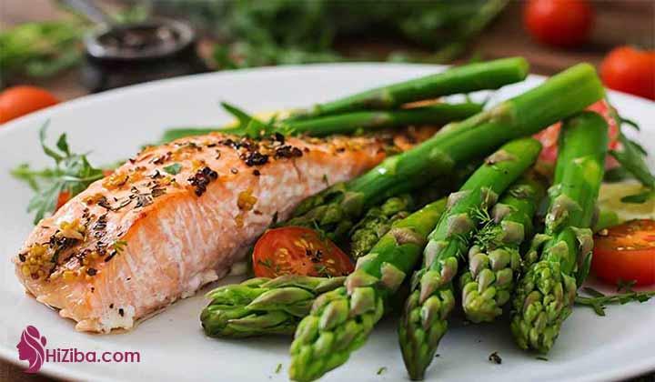 میزان مصرف کربوهیدرات رژیم لاغری پروتئین