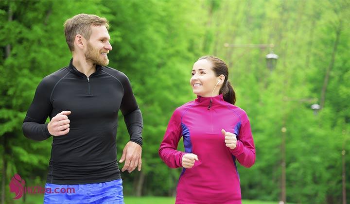 مردان بیشتر کالری نیاز دارن یا زنان؟
