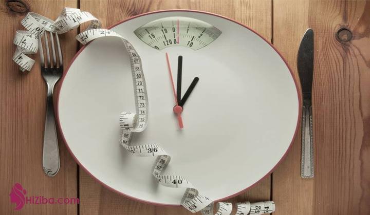 محاسبه دقیق میزان کالری در رژیم غذایی برای کاهش وزن