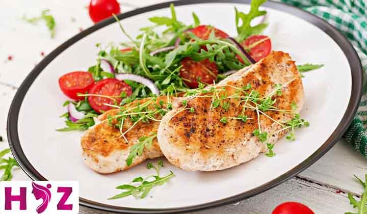 لیست غذاها برای کاهش وزن