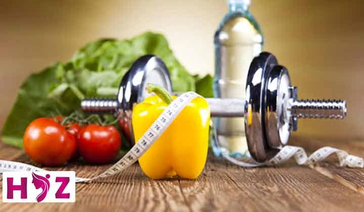 افزایش وزن سریع در یک ماه