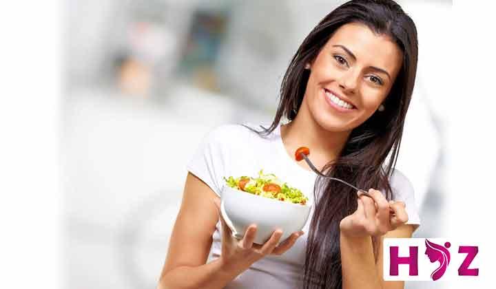 برنامه غذایی برای رژیم افزایش وزن و حجم باید شامل چه غذا هایی باشد؟