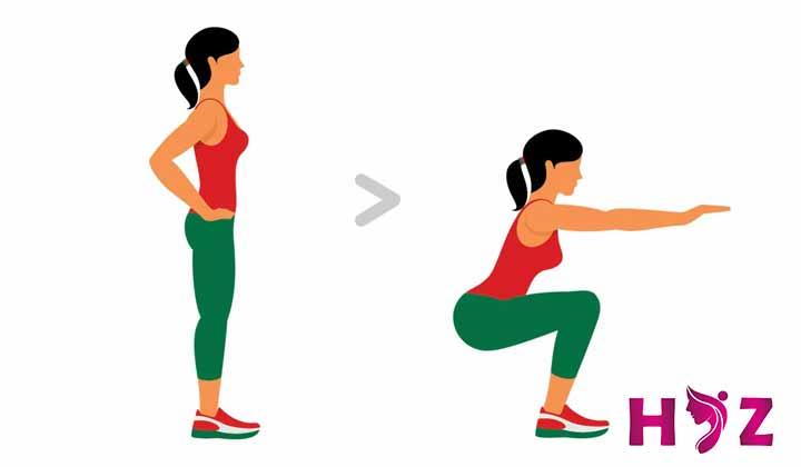 برنامه ورزشی برای افزایش وزن