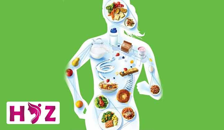 رژیم غذایی سالم چیست؟