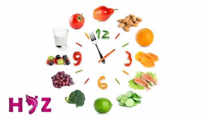 رژیم غذایی سالم رژیم غذایی چیست