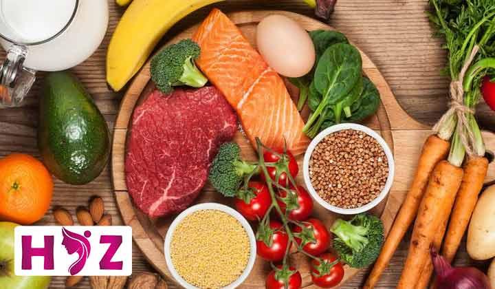 غذای سلامتی چیست؟ رژیم غذایی چیست ؟