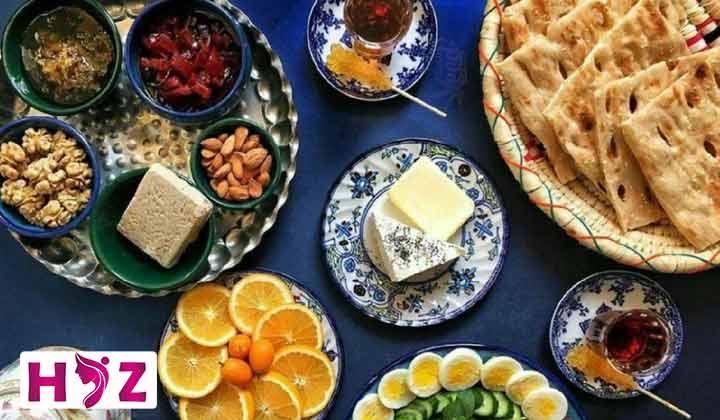 صبح ناشتا برای لاغری چه بخوریم؟