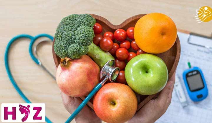 چربی های مفید رژیم دیابتی ها