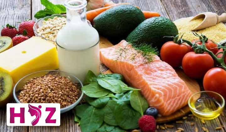انواع میان وعده ها برای رژیم غذایی کم کربوهیدرات عبارتند از: