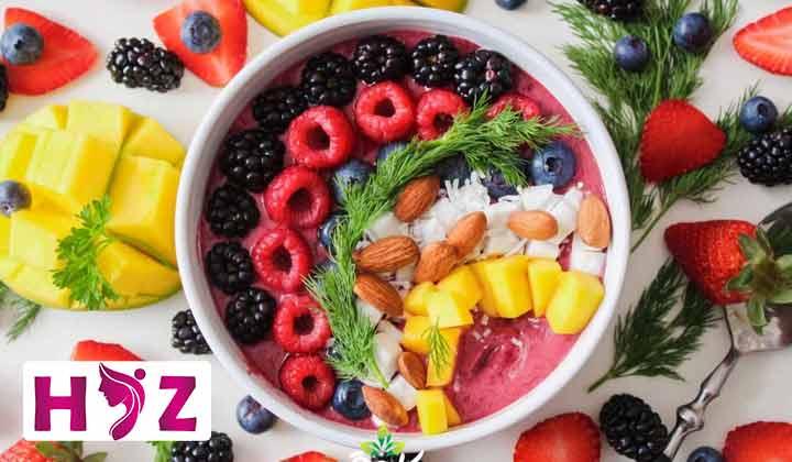 میوه های کم کربوهیدرات