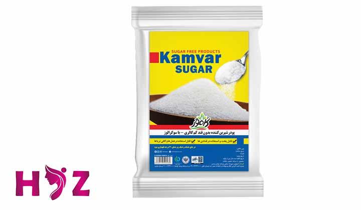 مضرات شکر رژیمی