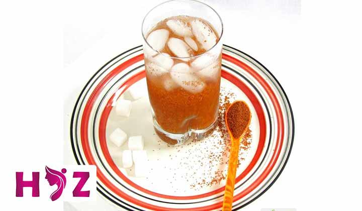 خاکشیر ، آب لیمو و گل گواوا را برای لاغری و خاکشیر ترکیب کنید