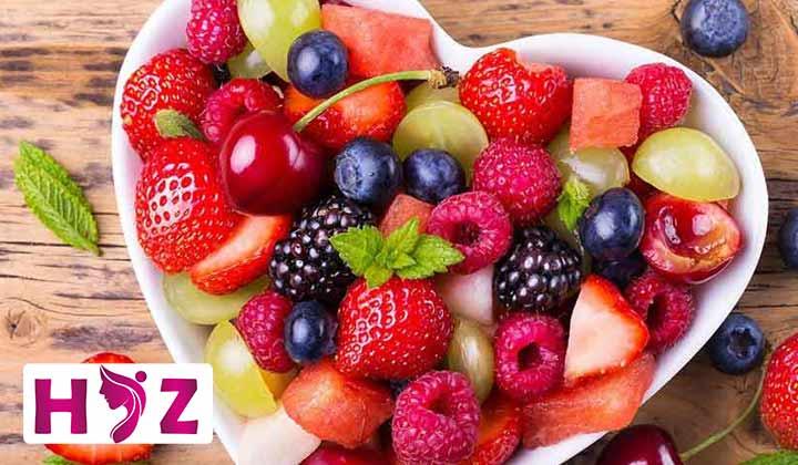 انواع رژیم میوه خواری