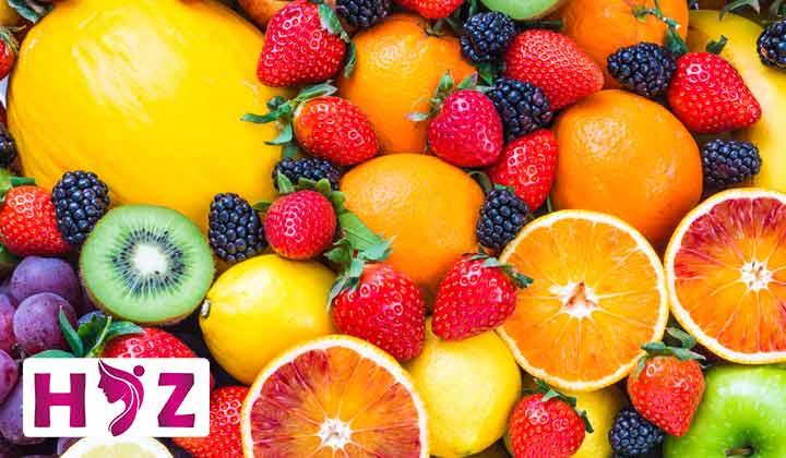 نتایج رژیم میوه خواری