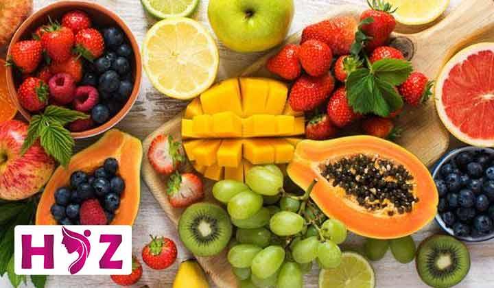 معایب رژیم میوه خواری