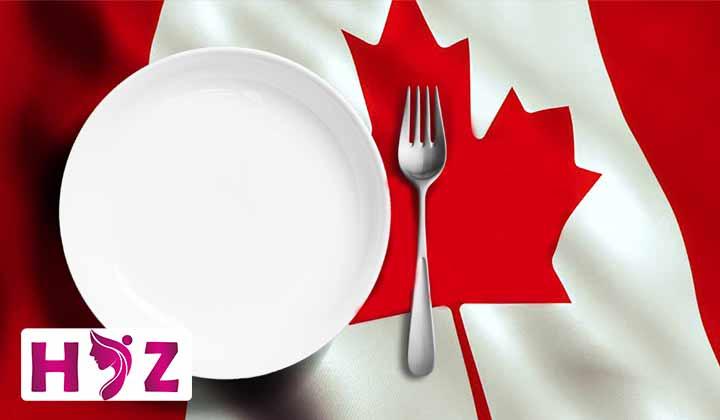 عوارض رژیم کانادایی