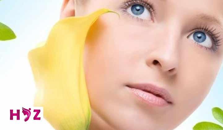 برای صاف شدن پوست صورت چه باید بکنیم