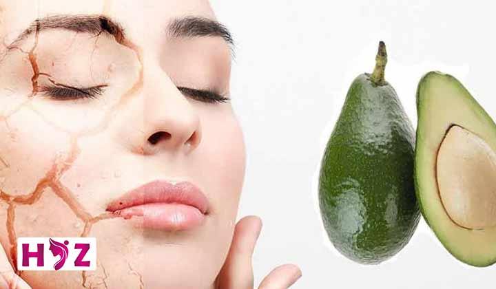 صاف شدن پوست صورت
