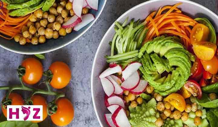 همه چیز درباره رژیم خام گیاه خواری برای پاکسازی بدن