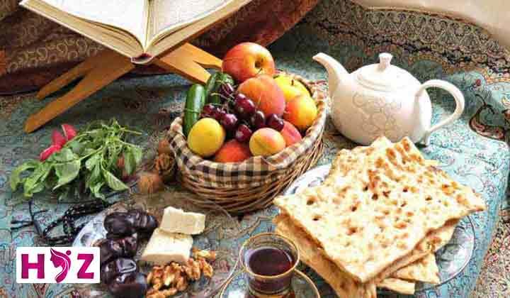در ماه رمضان چگونه رژیم بگیریم؟