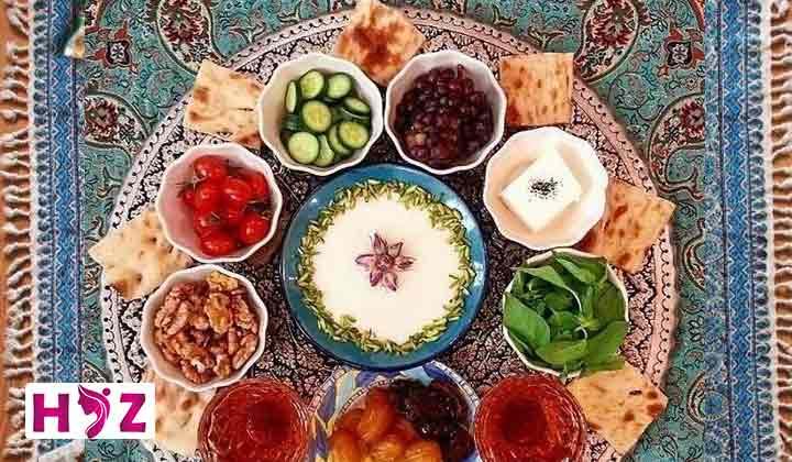 تقویت بدن بعد از ماه رمضان